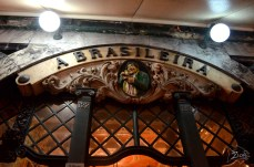 One of the oldest and most famous cafés in the old quarter of Lisbon was open by Adrian Telles to import and sell Brazilian coffee in the 19th century. Over time the space has been the meeting point for intellectuals, artists, writers and free-thinkers Lisbon, Portugal