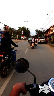 Renting a motorbike in Luang Prabang will cost around US$20