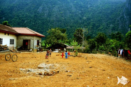 Just a short walk from town are many ethnic Lao, Kmou, and Hmong villages.