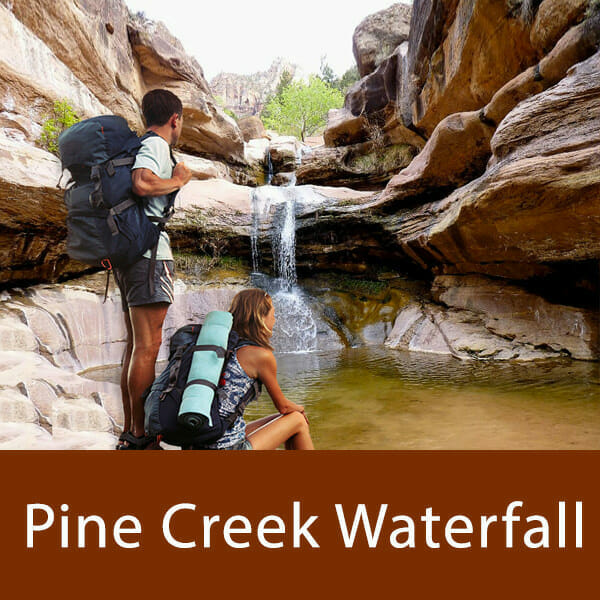 Pine Creek Waterfall