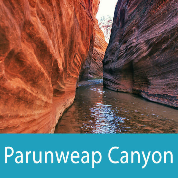 Parunweap Canyon