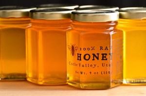 Utah-Made Honey $5 (4oz), $10 (12oz)