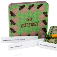 Go Outside Adventure Punch Box $14.95