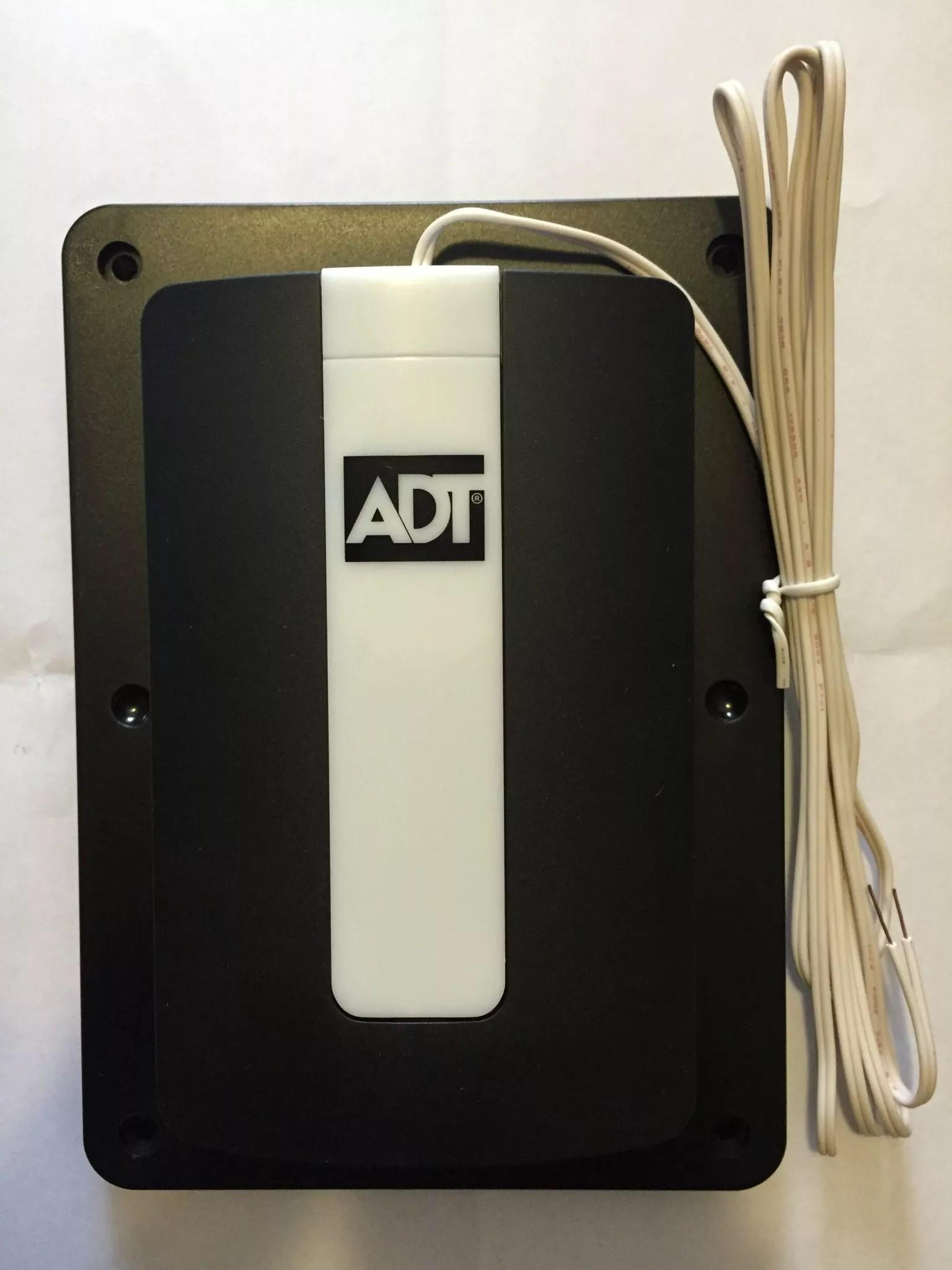 hight resolution of adt pulse garage controller