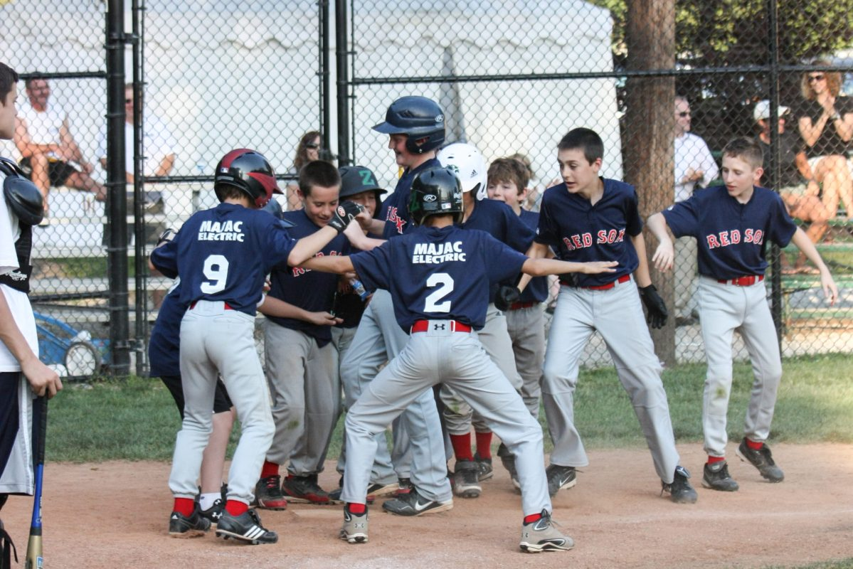 50 70 Baseball Division Offers Higher Skill And Competitive Option Zionsville Little League