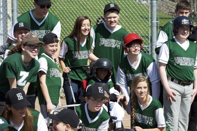 Challenger Zionsville Little League