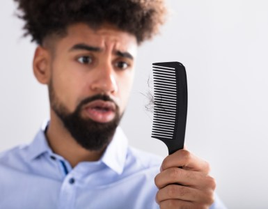 does masturbation cause hair loss