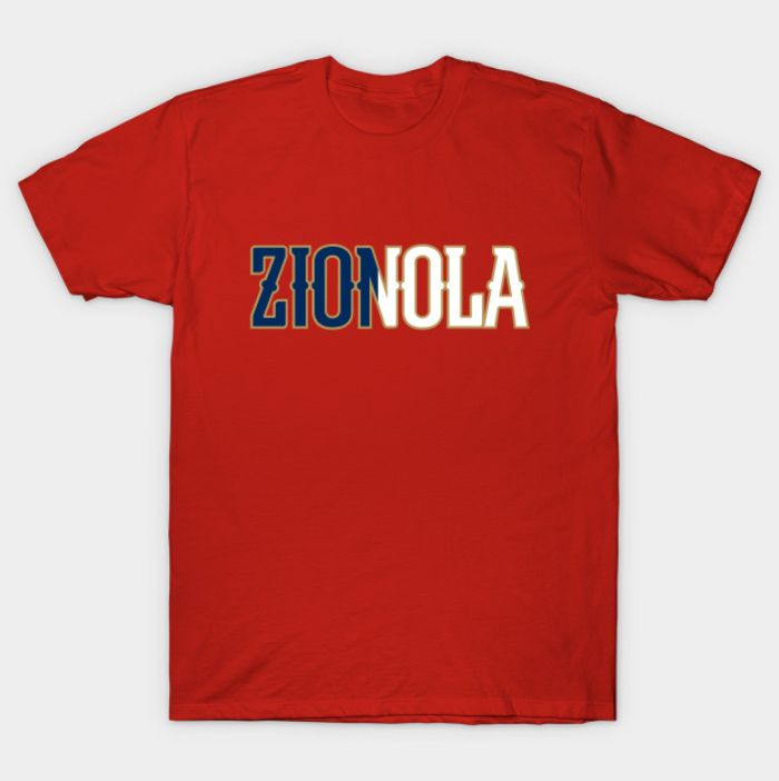 Zion Williamson Shirt