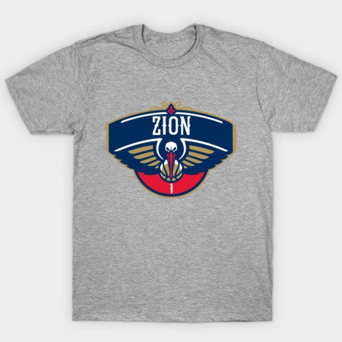 Zion Williamson T-Shirt