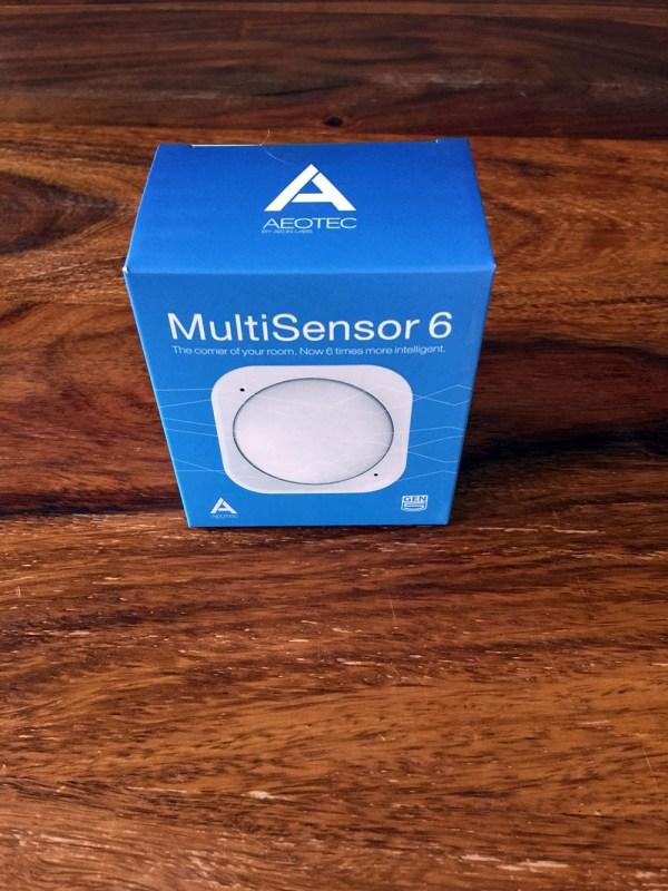 Aeon MultiSensor 6