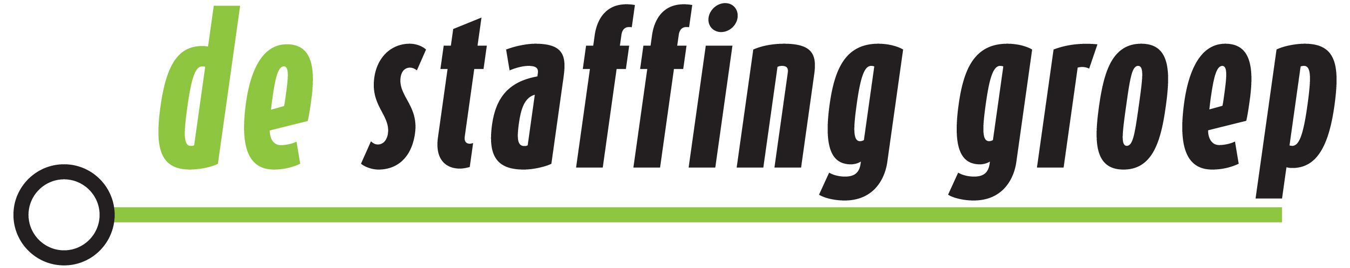 de staffing groep logo
