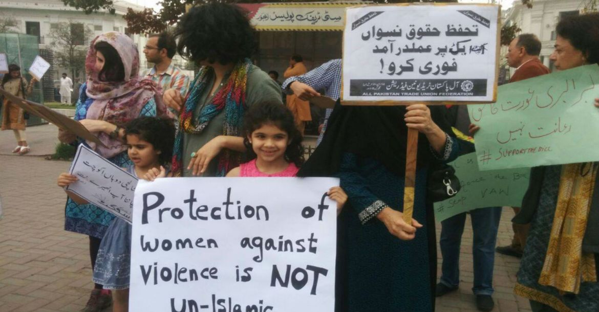 Redefining Irony: Women Fighting for Basic Human Rights