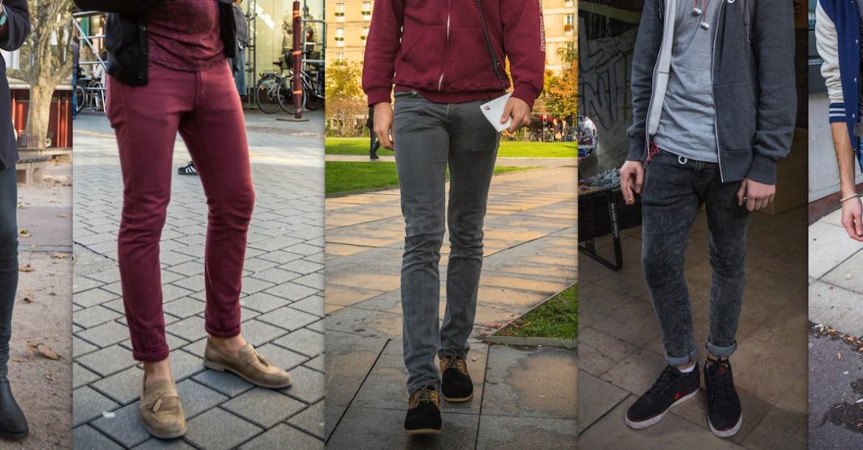 Skinny Pants - Not for Men