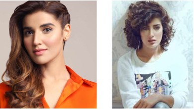 Photo of Woman For Woman: Hareem Farooq Takes a Stand For Mehwish Hayat