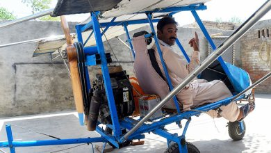 Photo of This Pakistani Popcorn Seller is Now Recognized By The PAF!
