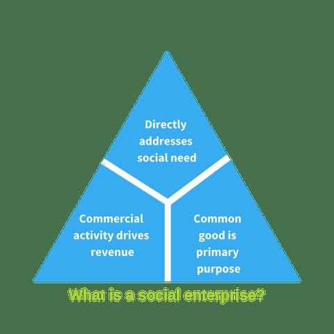 social entrepreneurship model