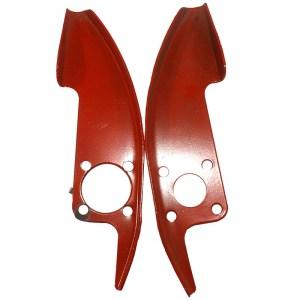 Комплект лыж правая/левая для роторной косилки Заря КР 05.008/КР 05.008-01