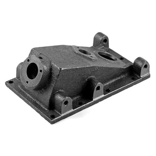 Крышка верхняя корпуса КПП (2 отверстия) – КПП/6 (3817)