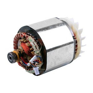 Статор в сборе с ротором 2.8KW (медь) – GN 2.8 KW