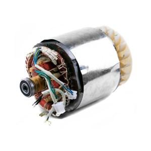 Статор в сборе с ротором 5KW однофазный (медь) – GN 5-6 KW