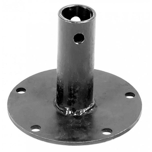 Ступица колеса 4.0×10 (5 отверстий)