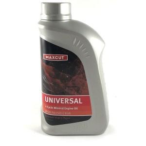 Масло для садовой техники MAXCUT 2T Universal 1 л