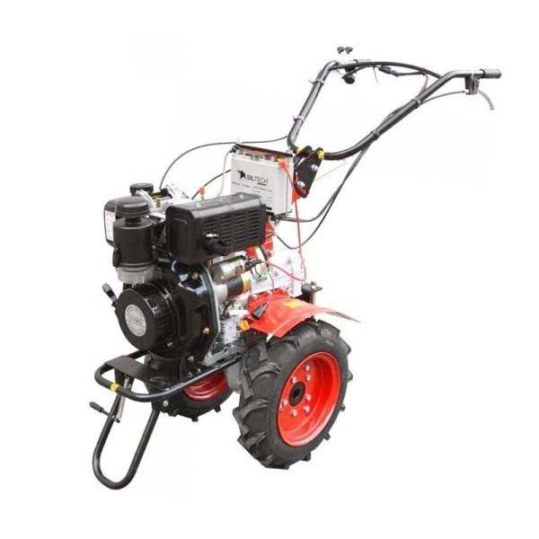 Мотоблок Угра НМБ-1Н16 c дизельным двигателем Lifan 6 л.с.