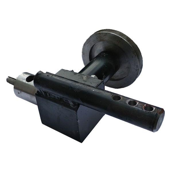 Редуктор для мотоблока МТЗ, Агро для установки навесного оборудования с ременной передачей
