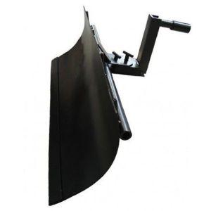 Лопата (отвал) Forza для мотоблоков Нева, МКМ, Ока, Каскад (обрезиненный нож)