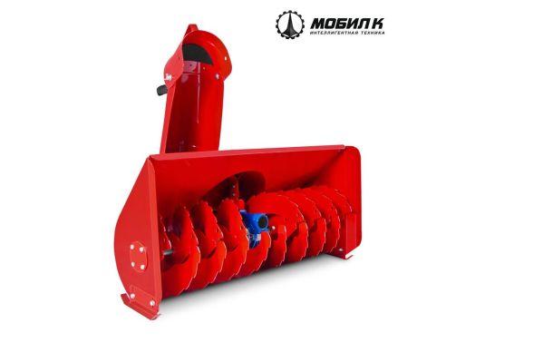 Снегоуборщик СМ-0,6 Мегалодон для мотоблоков МТЗ Беларус, Агрос