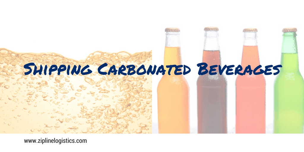 Shipping Carbonated Beverages   How to Ship Soda