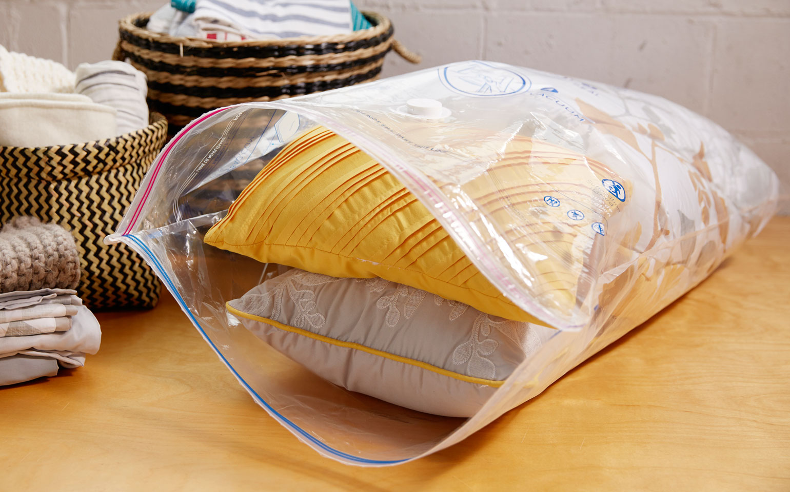 Large Ziploc Space Bags