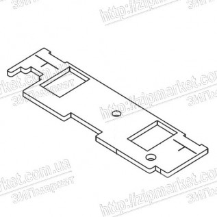 1571762 POROUS PAD, PAPER GUIDE, LOWER EPSON XP-605 / 520