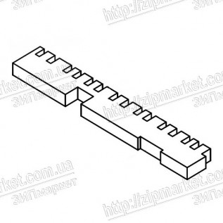 1577469 POROUS PAD, PAPER GUIDE, LOWER, E EPSON XP-605
