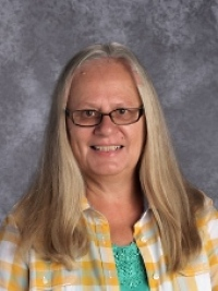 Judy Boulier : Special Education Technician