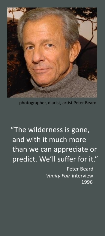 Peter Beard photographer diarist artist