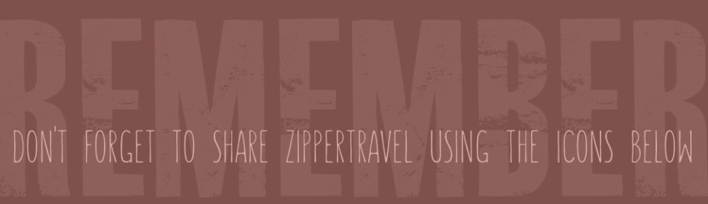 remember to share http://zippertravel.com