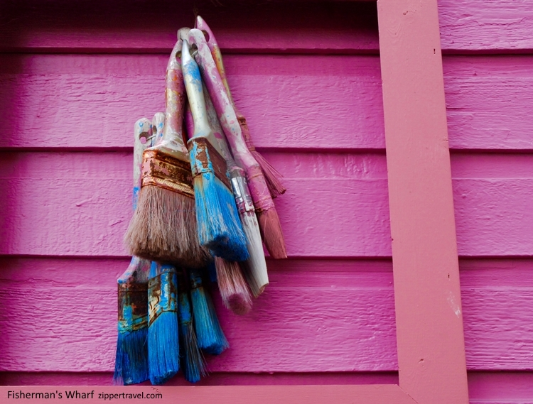 paint-brushes-houseboat-fishermans-wharf-victoria-bc