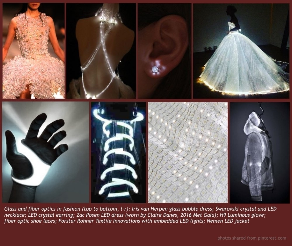 LED fashion pinterest