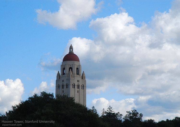 Hoover Tower Stanford University