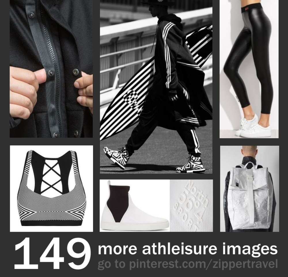 Pinterest Board Athleisure