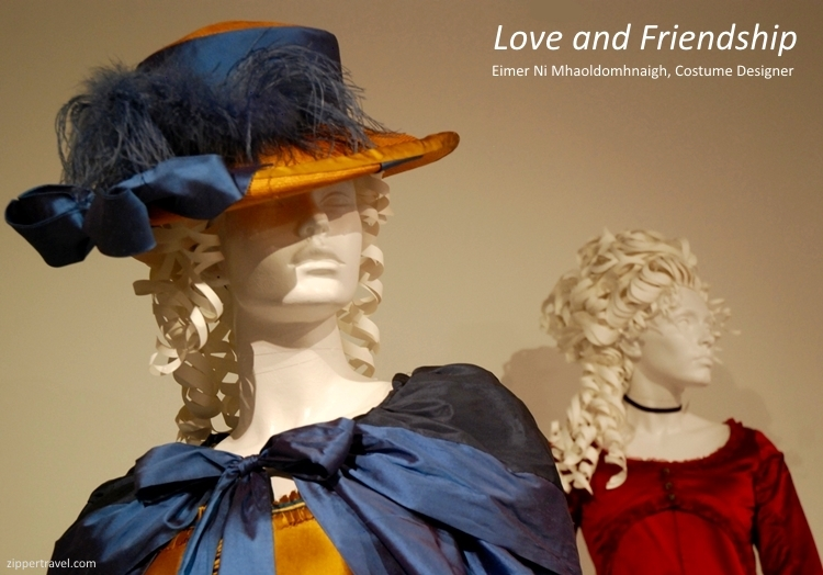 Love and Friendship costumes Eimer Ni Mhaoldomhnaigh FIDM