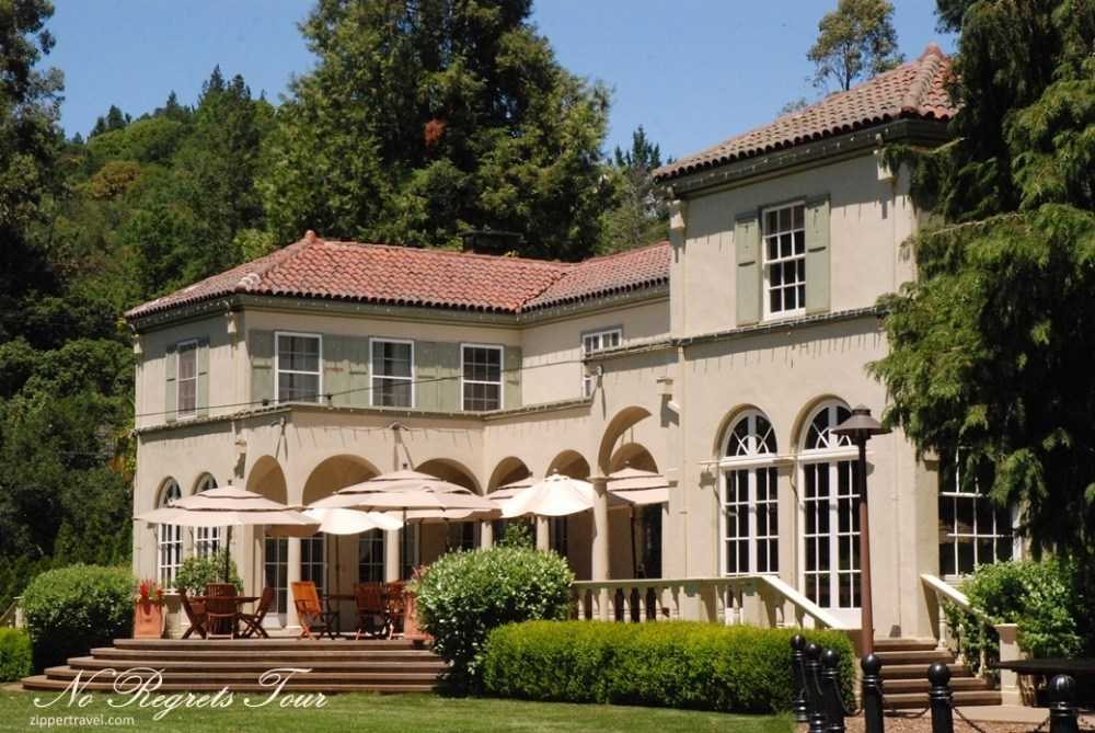 Chateau St Jean Winery Valley of the Moon Sonoma CA