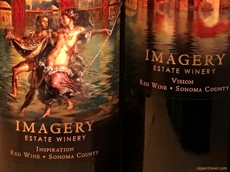 Imagery Estate Wines Valley of the Moon Sonoma