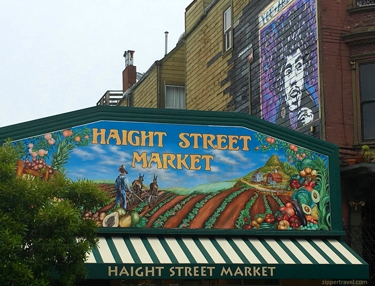 Haight Street Market summer of love revisited