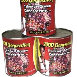 2000 Generation Palm Nut Cream