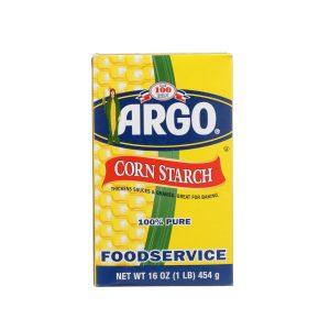 Argo Corn Starch Box