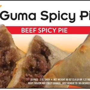 Guma Spicy Pie - Beef Spicy Pie