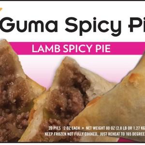 Guma Spicy Pie - Lamb Spicy Pie