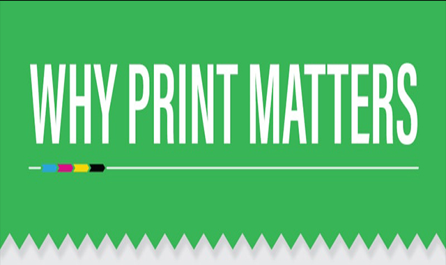 Why Printed Marketing Materials Still Matter